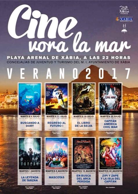 cine vora la mar 2017