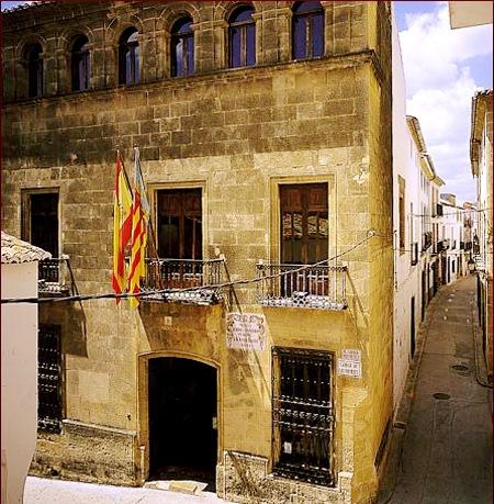 fachada museo javea