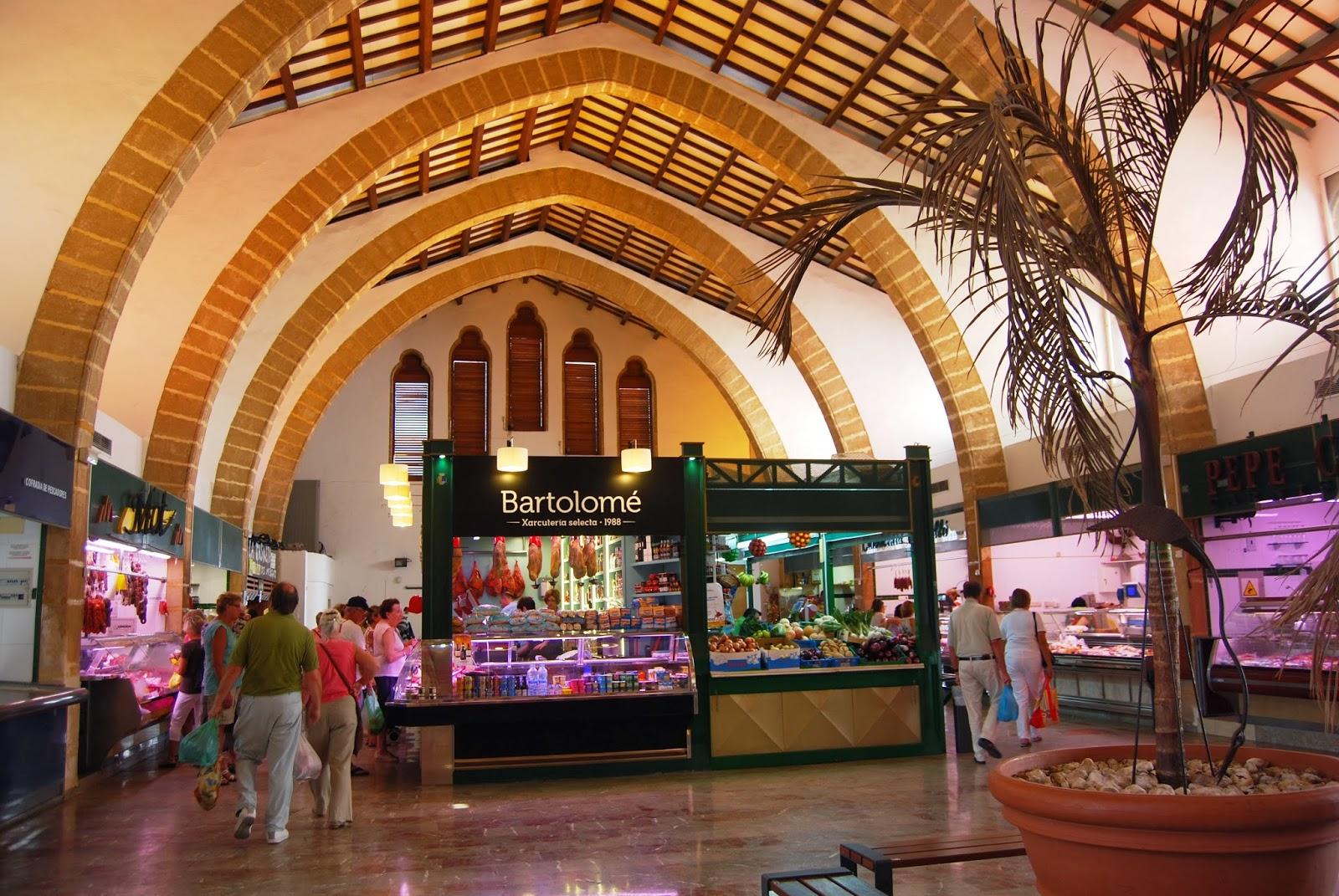 mercado municipal javea