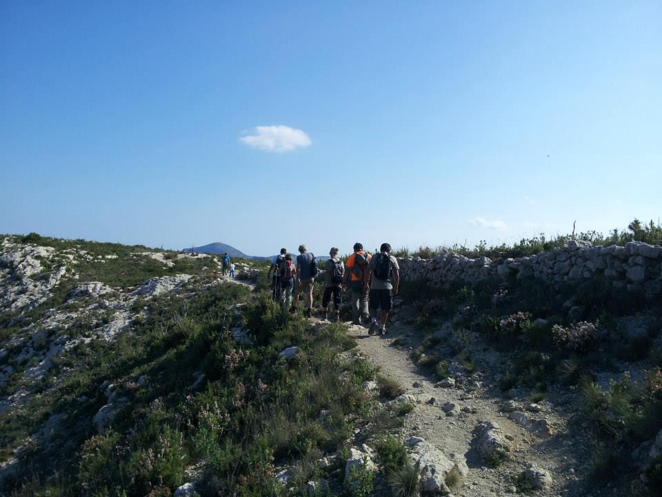 senderismo centro excursionista