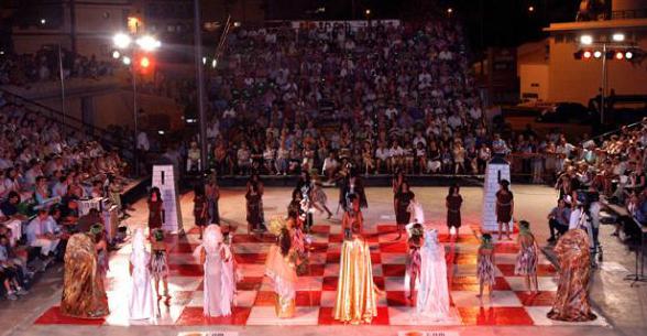 ajedrez viviente xabia