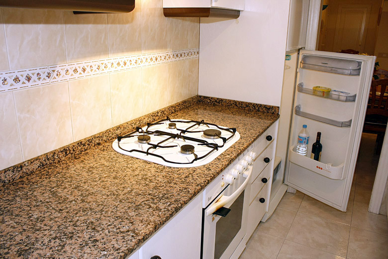 cocina nevera