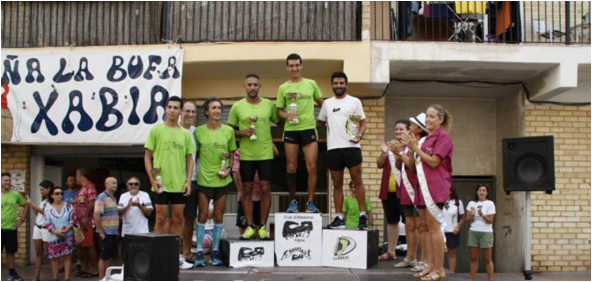 carrera popular javea agosto